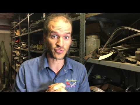 1955 1956 1957 Chevy Parts (40,000+ Original Parts)