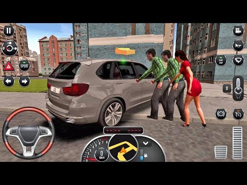 Taxi Sim 2016 Ep11 - Taxi Games Android IOS Gameplay