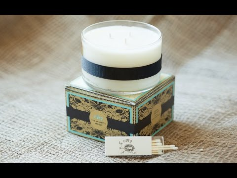 Objects with Purpose - Natural, Wearable Candle