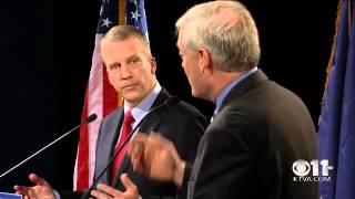 GOP US Senate Primary Debate  KTVA Anchorage CBS 11