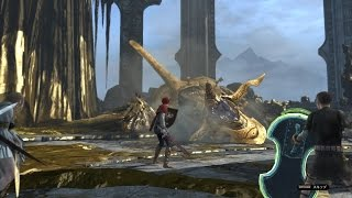 Dragons Dogma Online 2.0 - All Fighter skills showcase (As of 18th July 2016)