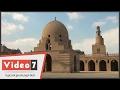 """بالفيديو .. ما لا تعرفه عن مسجد أحمد بن طولون المطبوع على الـ""""5 جنيه"""""""