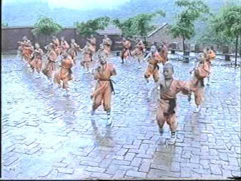 Shaolin Temple Secular Disciple's Union & Warrior Monks Demo