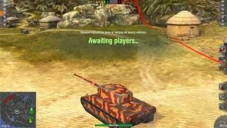 World Of Tanks Blitz EU Server