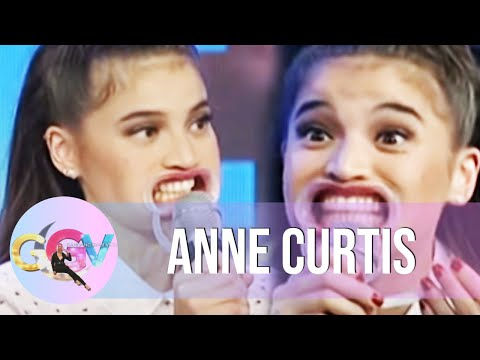 "GGV: Anne Curtis plays a unique kind of ""Charades"""