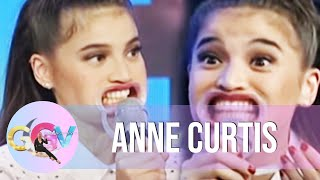 GGV: Anne Curtis plays a unique kind of