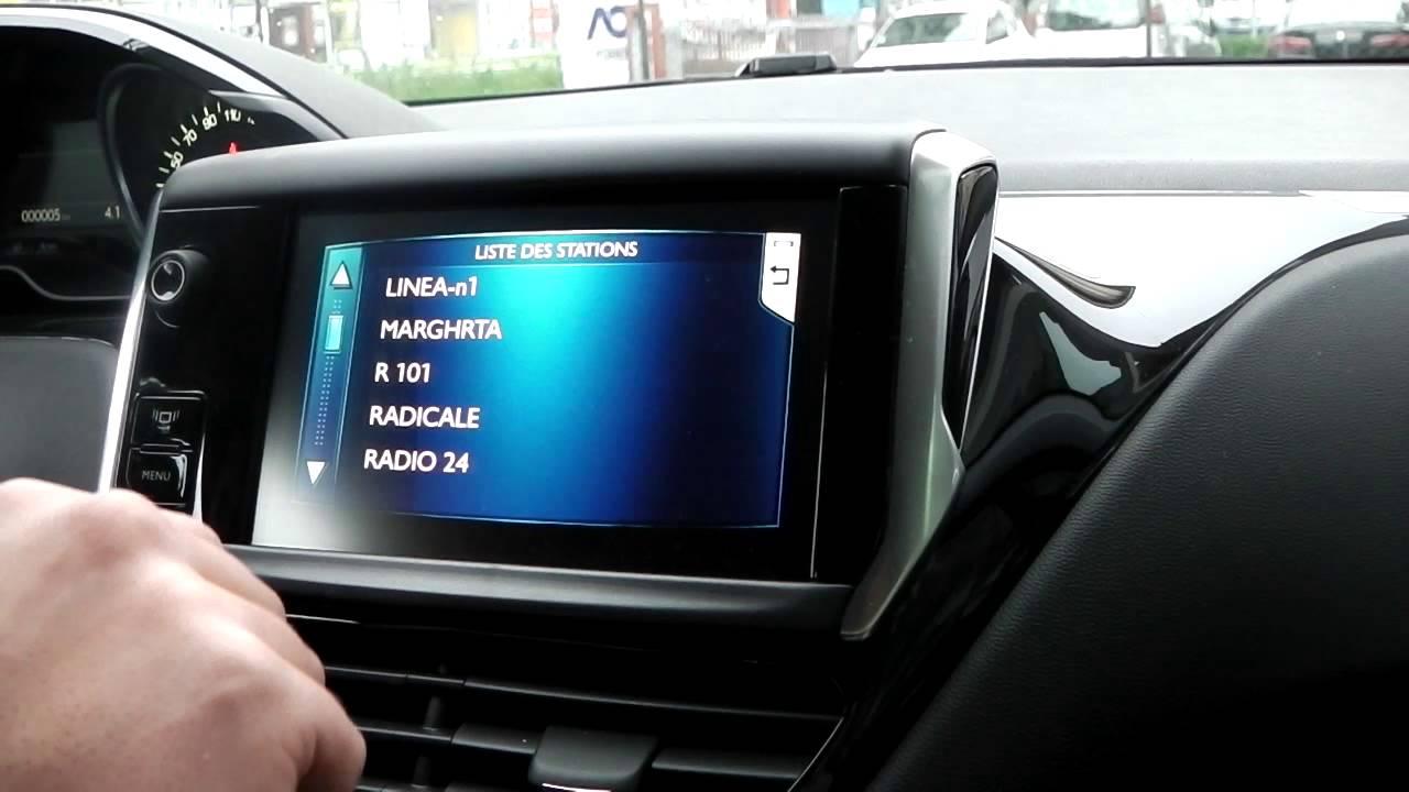 Peugeot 2008 2019 >> Gli interni della nuova Peugeot 208 - YouTube