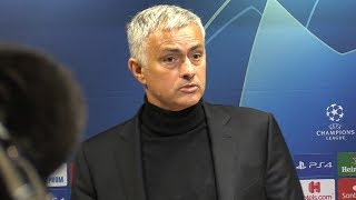 Manchester United 0-1 Juventus - Jose Mourinho Full Post Match Press Conference - Champions League