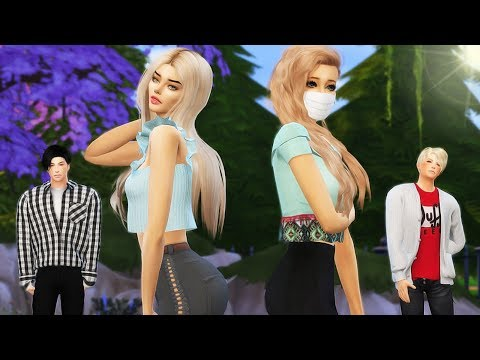 TWINS - PART 4 - KIDNAPPED ON MY FIRST DATE   (SEASON 3)   SIMS 4 MACHINIMA