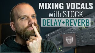 Vocal Effects in FL Studio: How to use DELAY AND REVERB on vocals in FL Studio