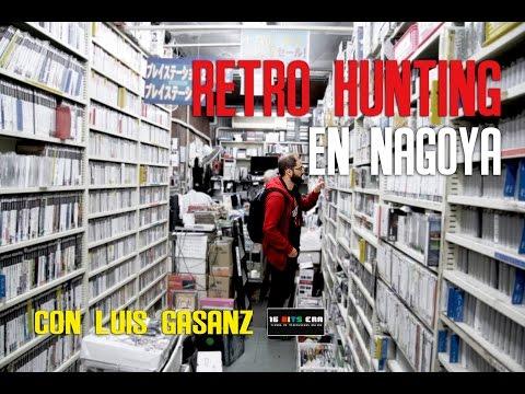 Buscando VIDEO-JUEGOS en NAGOYA - RETRO HUNTING en JAPÓN!