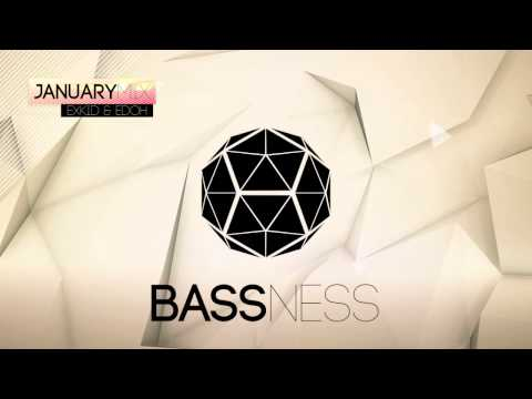 Bassness Monthly mix // January 2015