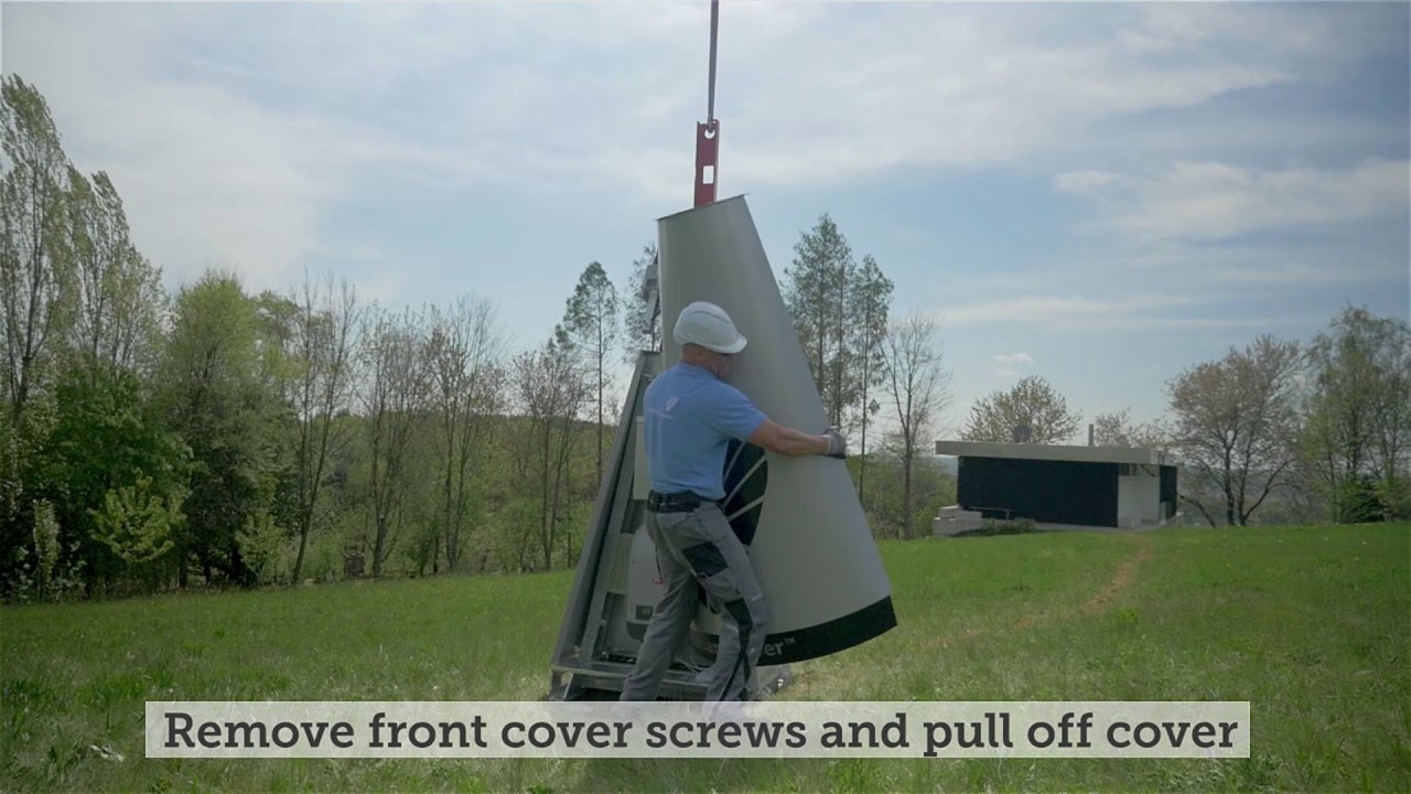 smartflower installation video - US Version