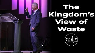 Pastor Hall - The Kingdom's View of Waste (January 5, AM)