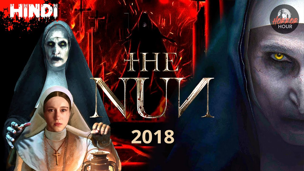 The Nun 2018 Explained In Hindi | Horror Hour | Conjuring Universe