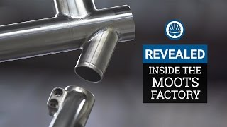 Inside Moots' Incredible Titanium Factory