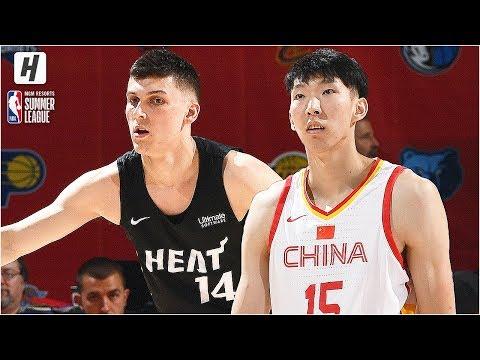 China vs Miami Heat - Full Game Highlights   July 5, 2019 NBA Summer League
