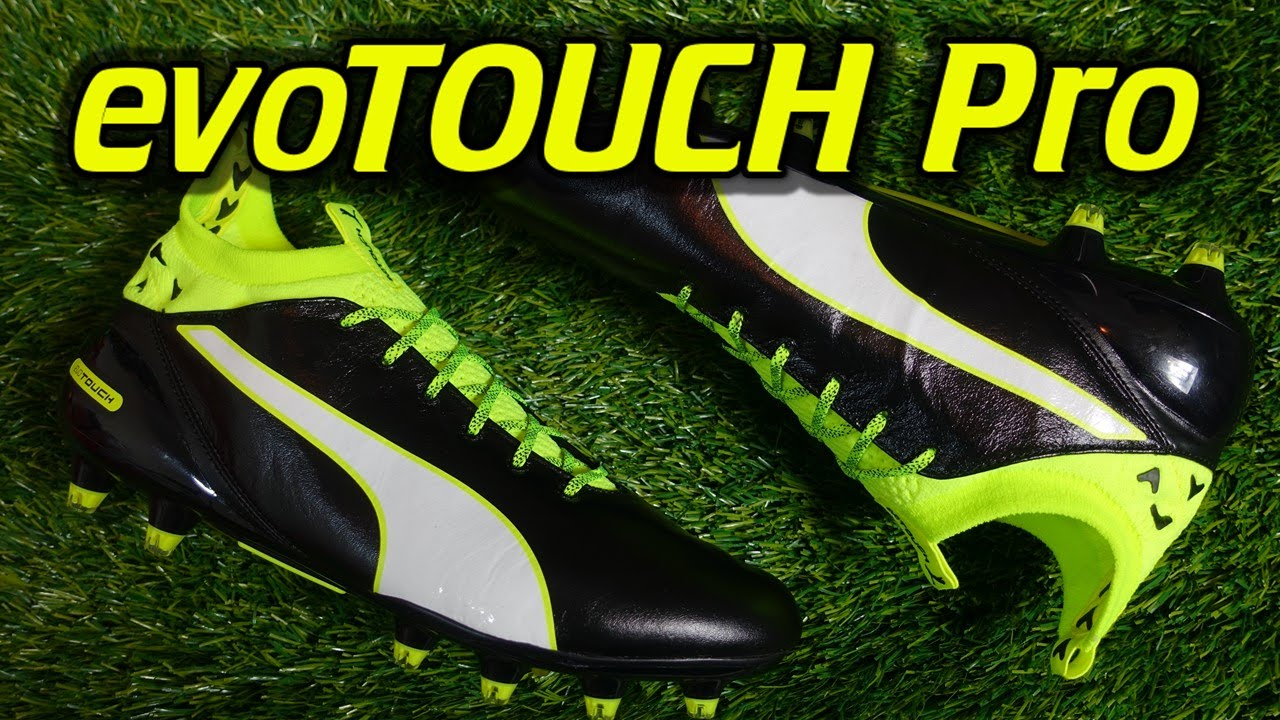 34ec15ee3395 Puma evoTOUCH Pro (Black/Safety Yellow) - Review + On Feet - YouTube