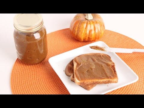 Pumpkin Butter Recipe - Laura Vitale - Laura In The Kitchen Episode 979