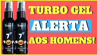 Turbo gel aumenta? Turbo Gel funciona? Gel Turbo funciona mesmo?