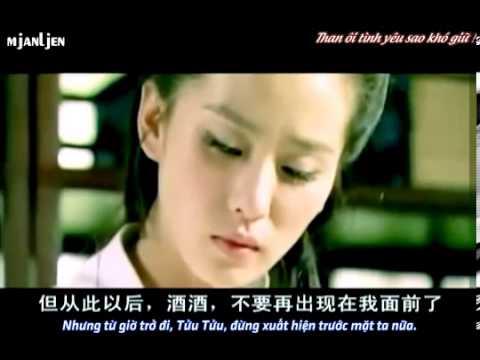 [Vietsub][Fanmade] Hoa Tư Dẫn - Công Nghi Phỉ vs Khanh Tửu Tửu - Tuyết ở Bối Trung