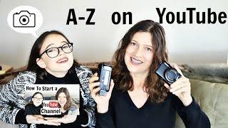 A-Z sur YouTube | Partie 2 | Comment faire pour Démarrer un Succès de la chaîne YouTube | Partie 2 | Ft. Fiona Fioritures