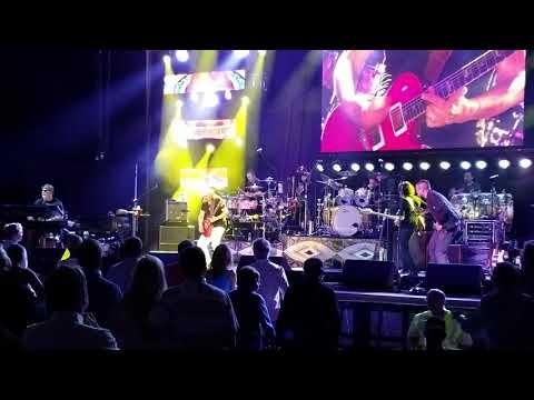 Santana Ravinia Festival Highland Park IL 8-11-2017