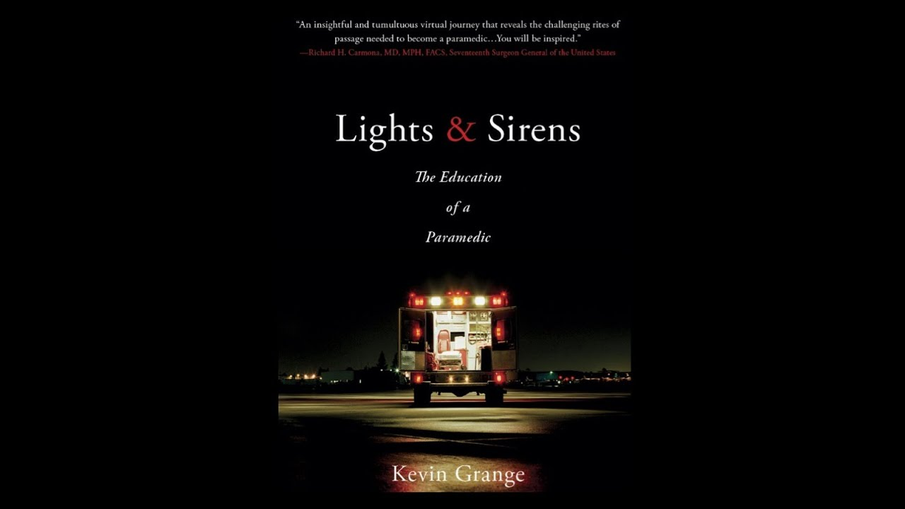 LIGHTS AND SIRENS by Kevin Grange I Official Book Trailer [HD] - YouTube