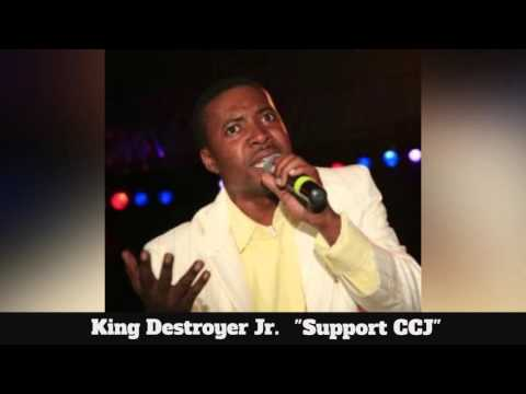 (Antigua Carnival 2016 Calypso Music) King Destroyer Jr - Support CCJ