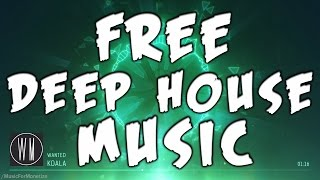 WANTED - KOALA FREE Download Deep House Music For Monetize