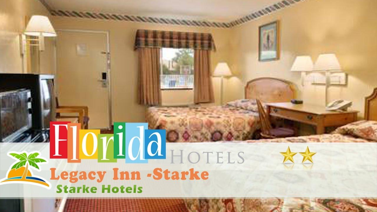Legacy Inn Starke Hotels Florida