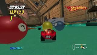 [Xbox 360] Hot Wheels: Beat That! - Inferno: Attic Tournament - 16 Angels