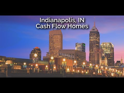 Indianapolis, IN Cash Flow Homes