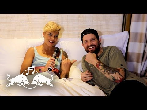 In Bed With Dillon Francis Before His Set at EDC 2017