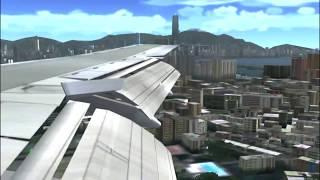 "Retro Boeing 747 ""Classic"" (JHB ) to (Hong Kong) prt 2"