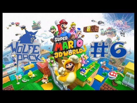 Part 6 - Evil Carnivals Have Feelings | Super Mario 3D World | Wolfepack Gaming