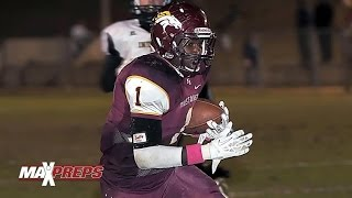 4-Star ATH Kerryon Johnson (Auburn Commit) - 2014 Highlights
