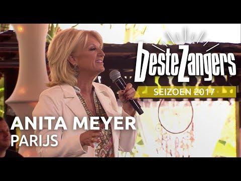 Anita Meyer - Parijs | Beste Zangers