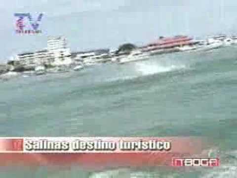 Salinas destino turístico