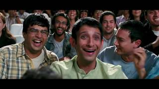 Remember This Scene of 3 Idiots | Best Comedy Scene ever in Bollywood