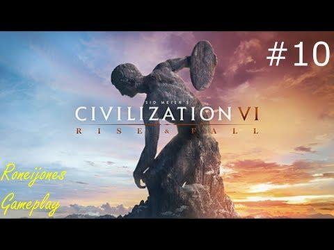 Civilization vi Pressionando a capital dos Creed
