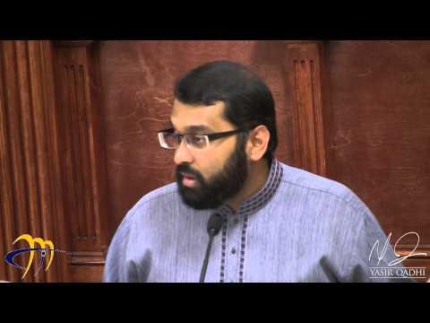 Seerah of Prophet Muhammad 65 - The Treaty of Hudaybiyya - Part 3 - Dr. Yasir Qadhi | 18th Sept 2013