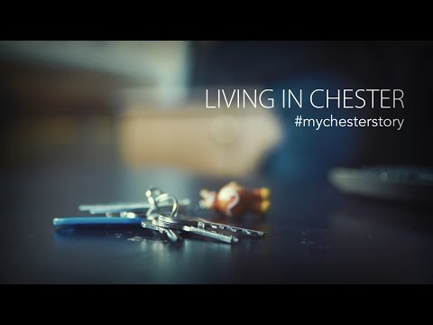 Living in Chester: Shannan Charles-Murphy #mychesterstory