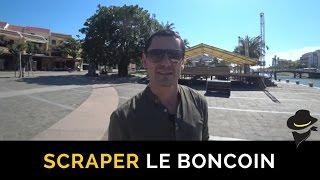 SCRAPER LE BONCOIN