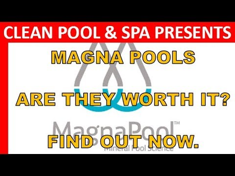 Magna Pools/Zodiac Pools | Do Mineral Systems Work?