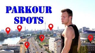 Parkour Spots finden - Anfänger Tutorial