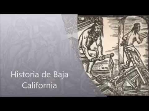 Historia de Baja California