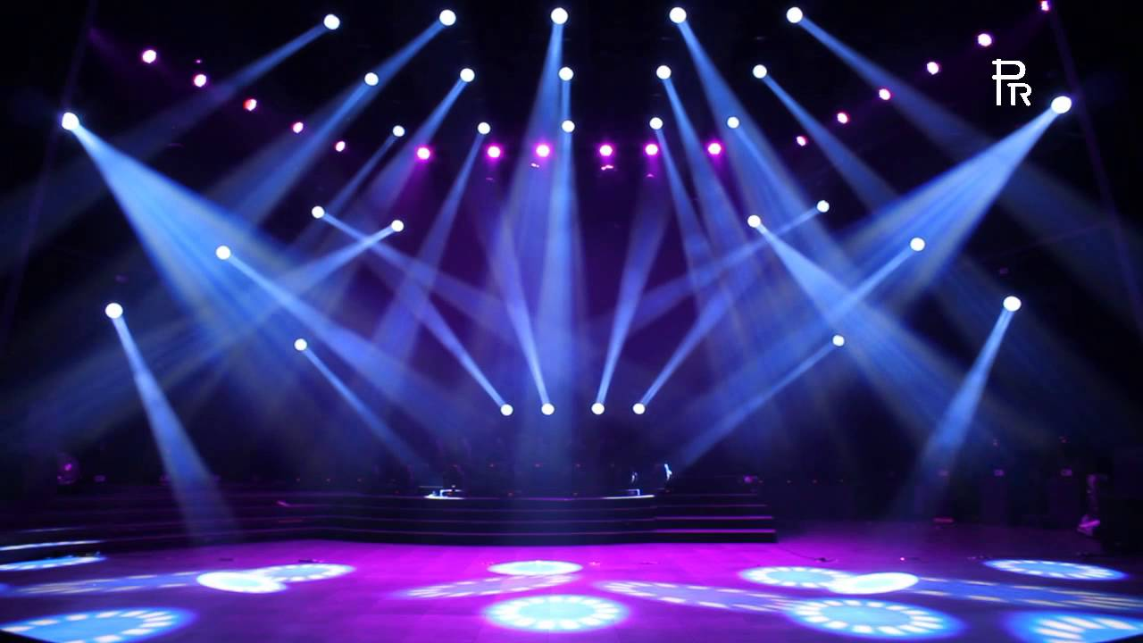 & Lighting Show 2013 at PR Lighting - YouTube