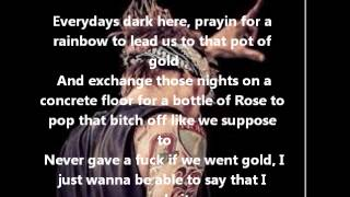Machine Gun Kelly -- Save Me Lyrics ft M Shadows and Synyster Gates