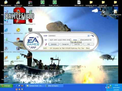 Trocar  O  Key    No  Battlefield 2  1.0 E  Outros